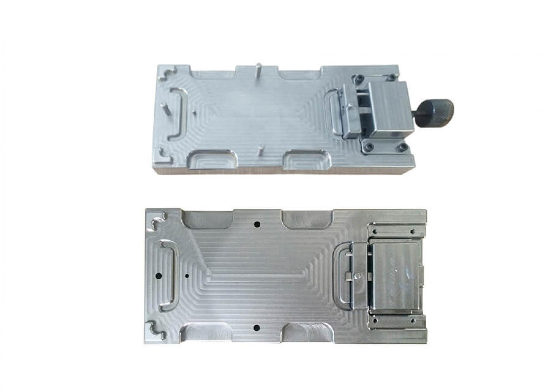 electronics mold machining